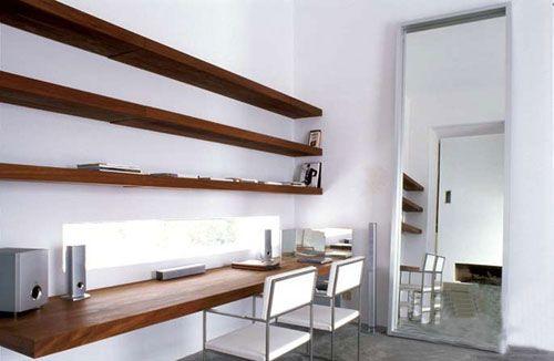 5款简单实用的书架 用家具创意你的书房