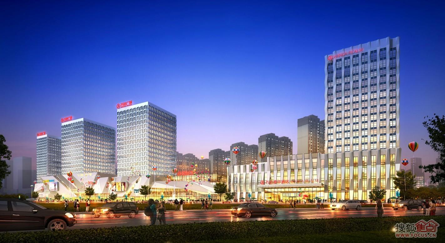 齐齐哈尔万达广场-万达集团布局新资本 电影院线年内冲刺A股IPO