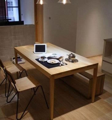 55平小户型一室一厅 开放式厨房幸福居