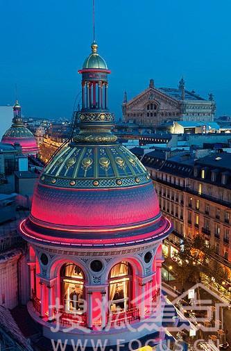 色彩城 世界绚丽彩色建筑