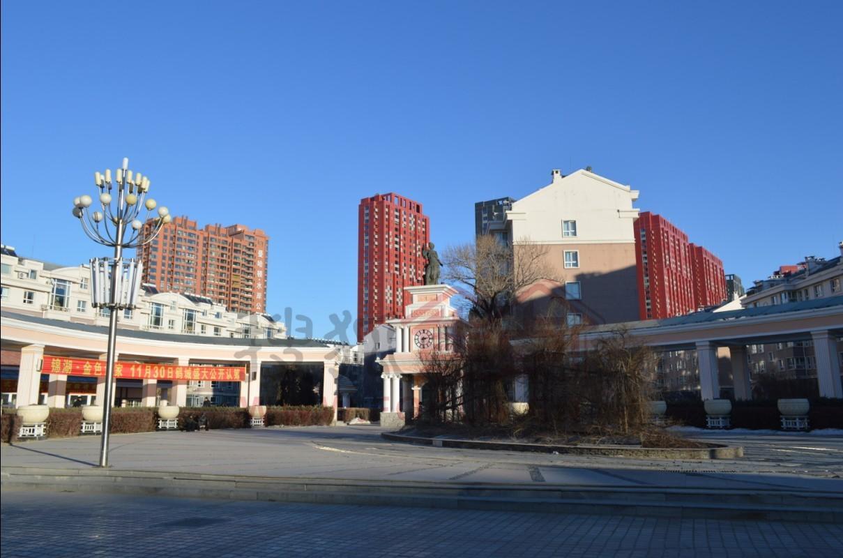 齐齐哈尔大学附近小区 (图/搜狐小编 马斌)-春节过后鹤城租房市场升