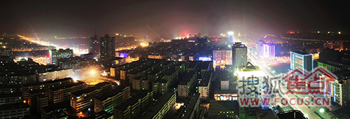 经济,文化中心的迁移,现代化的科技新城,注定了未来的渭南城市中央