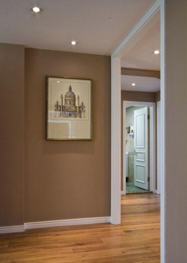 拥有细腻的个性 恬淡美式二居室的小家--组图