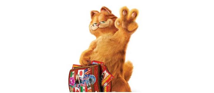 说到加菲猫,相信大家都并不陌生.杂志上,电影里……无处不见它的身影.