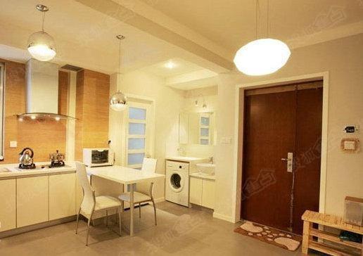 房   卧室很干净也很清爽.   南京90小户型装修样板房   一高清图片
