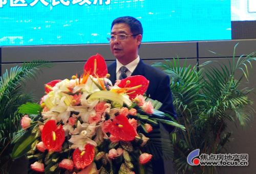 实录:2009南京重洽会·河西新城招商专场活动