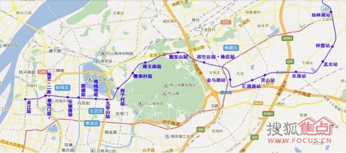 南京地铁8号线,南京市地铁最新规划,广州地铁线路图规划 少哼图片