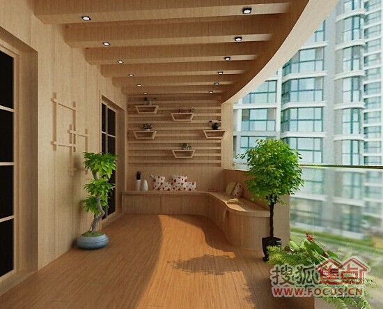 较为常用的材料有强化木地板