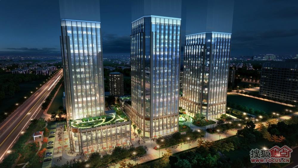 汇金国际广场估计于12月份开盘