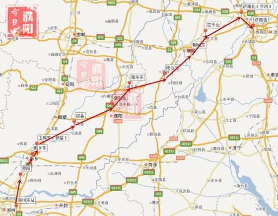设站莘县与聊城市城市发展规划存在冲突.而在莘县行政辖区南部设立