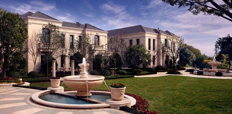 绿城玫瑰园别墅起价24000元_绿城玫瑰园最新动态-青岛