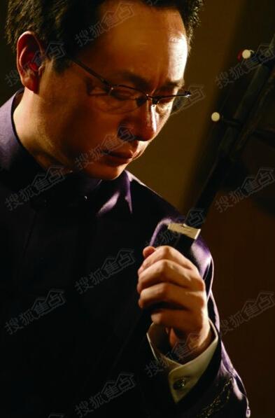 二胡演奏张尊连师生音乐会 本周五在青大奏响