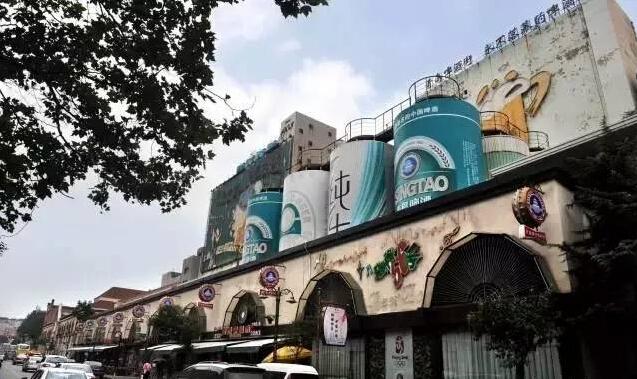 东起延安二路,西至寿光路,街长约710米,现共有各类门店约50处,其中
