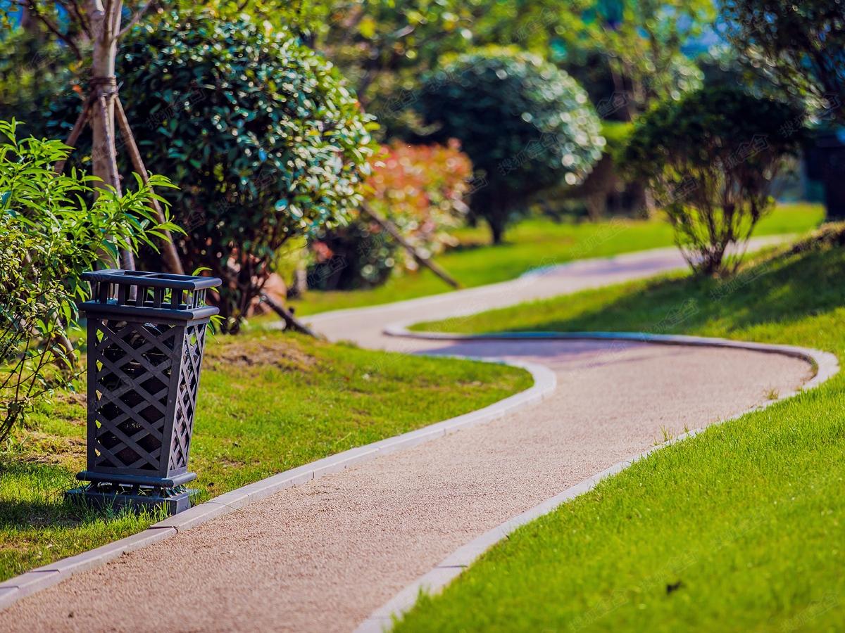 千禧国际村二期实景图—景观绿化-青岛搜狐焦点网