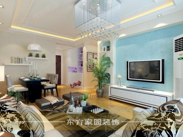 装饰   建筑面积:90平   房屋类型:两室两厅两卫   设计风格:高清图片