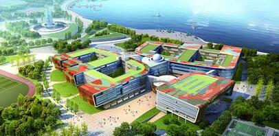 青岛第9中学平面图