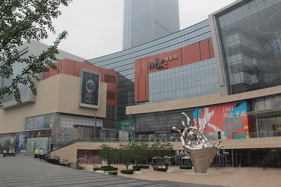 青岛华润中心·华润大厦周边配套图-万象城-青岛搜狐