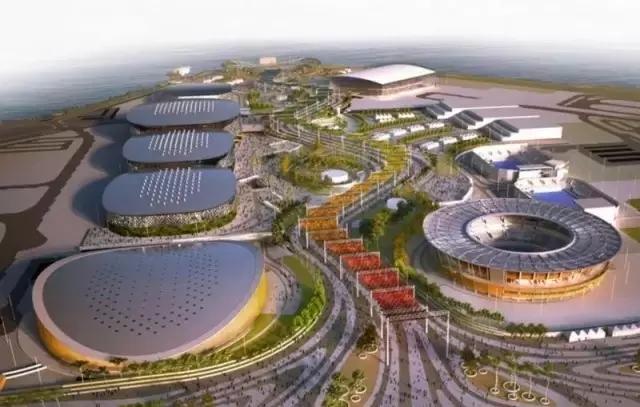 日本奧運會場館設計