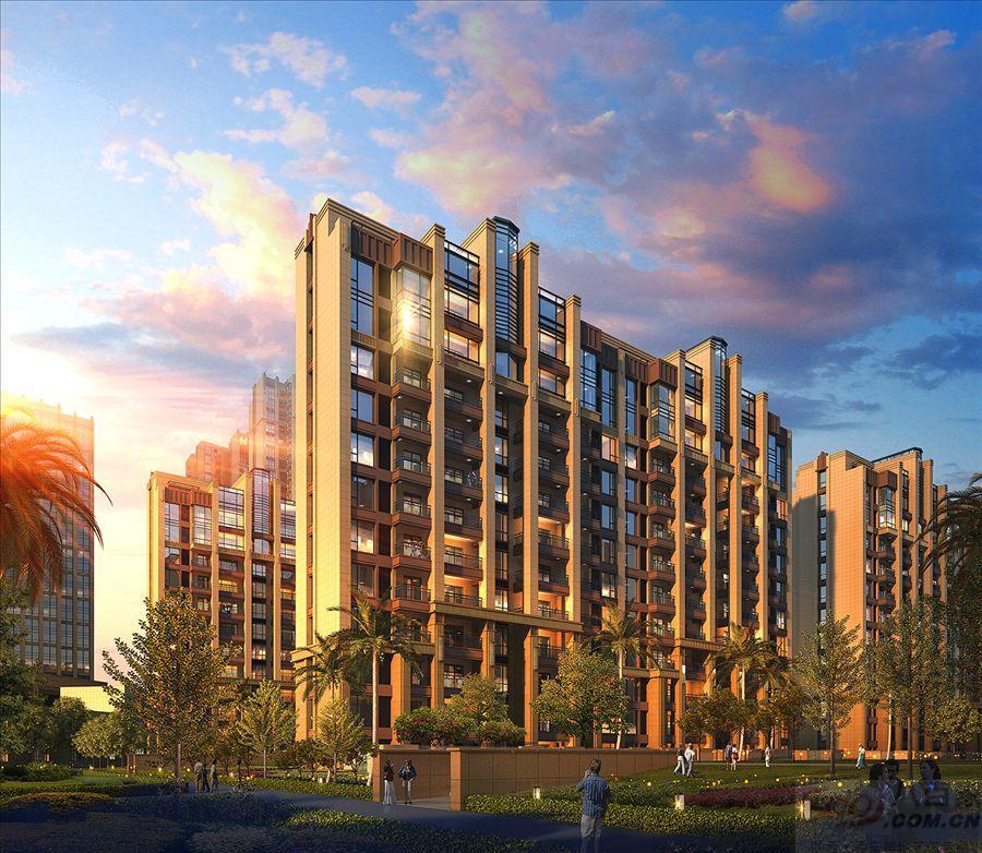 更安全;另外,小高层住宅多采用板式结构,在户型方面有较大的设计空间.图片