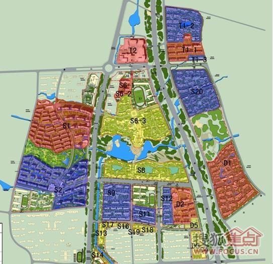 嘉凯城时代城 效果图