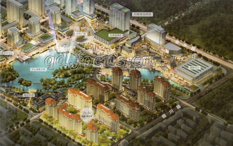 绿城理想之城端午活动火爆上演-绿城理想之城-青岛