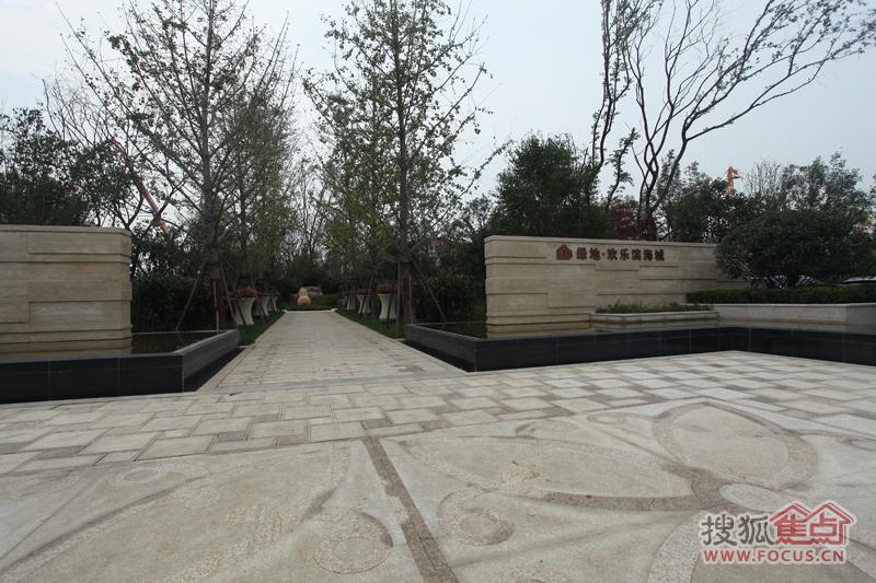 青岛新房 市北区新房 绿地·欢乐滨海城 绿地·欢乐滨海城图片