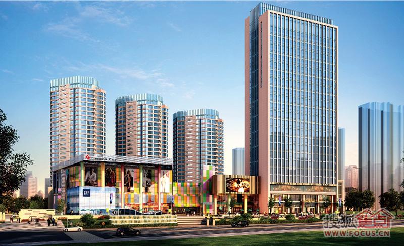 鹏丽南华商业中心