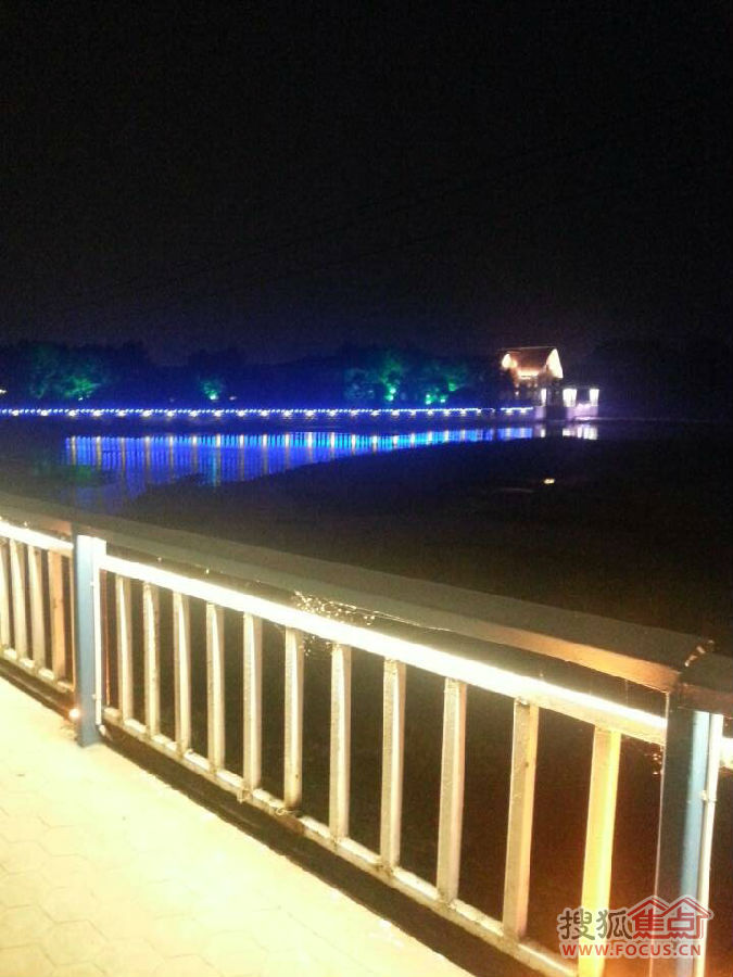 【滨海大道】----美丽夜景 骑行者们-港城出游-秦皇岛