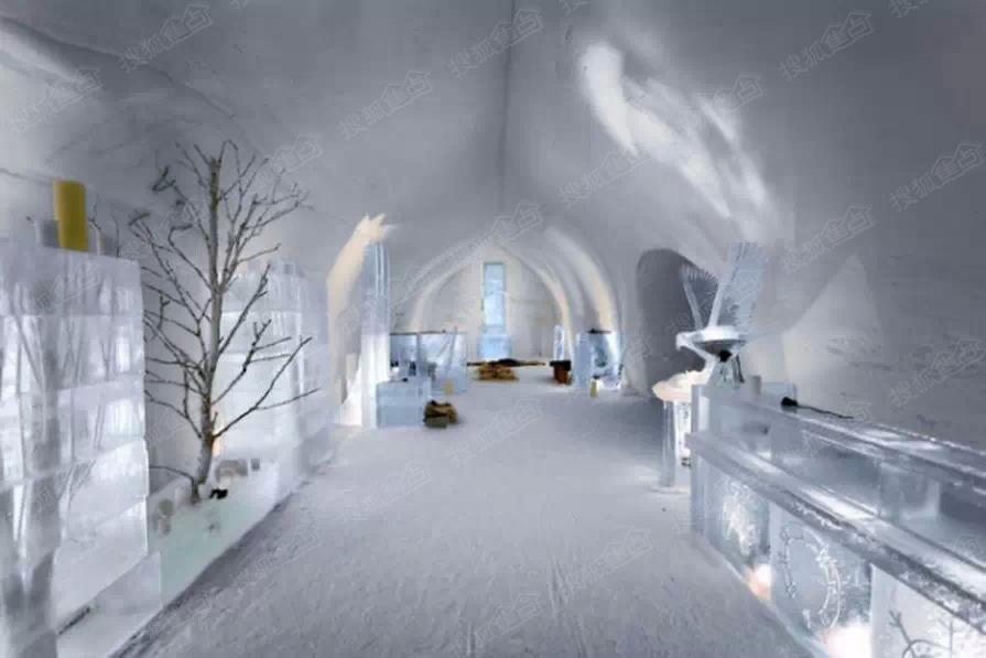 世界10大冰窖旅馆你敢去住吗