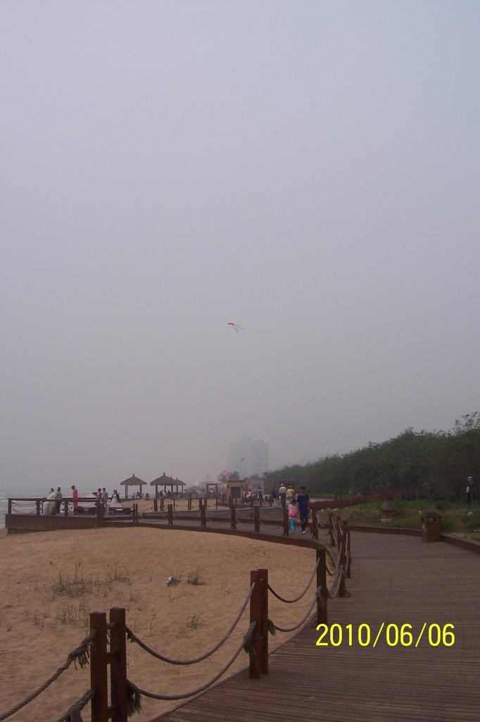 图:南戴河的海-滨海新城-秦皇岛搜狐焦点业主论坛