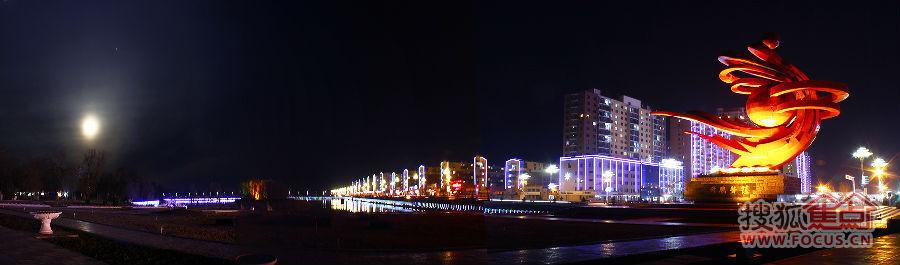 讷河到齐齐哈尔_齐齐哈尔地区讷河市城市风光(转载)