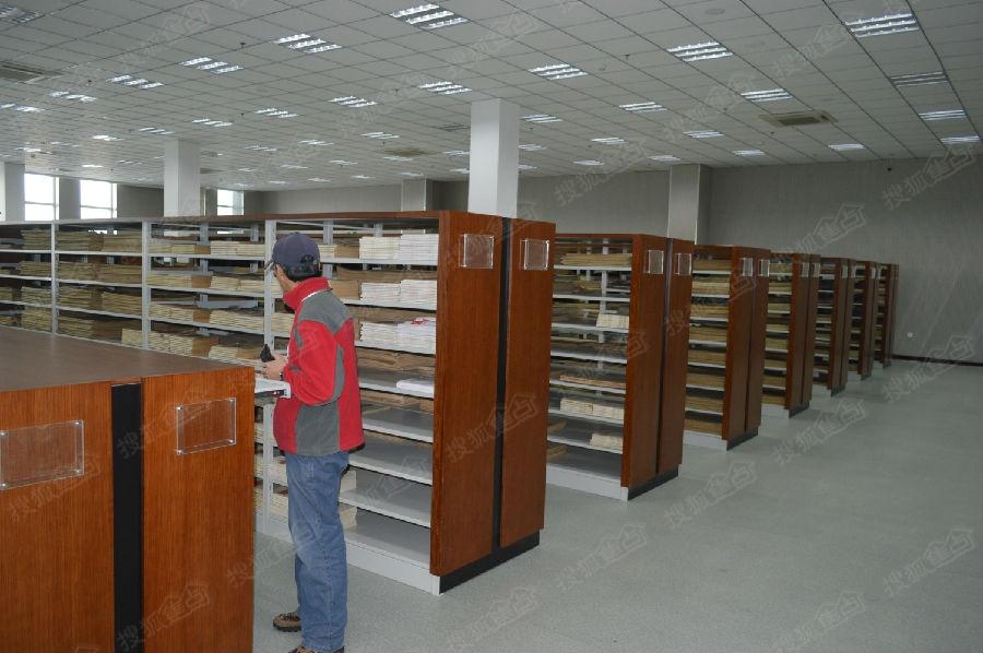 探秘 齐齐哈尔市新图书馆