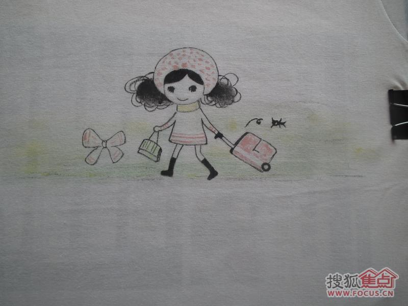 感怀母恩手绘t恤荣安广场母亲节活动浓情上演
