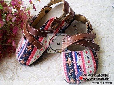图:超可爱的宝宝鞋子和衣服