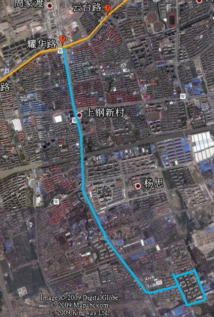 上海地铁3号线4号线7号线8号线13号线线路图-上海7号地铁线路图 上图片