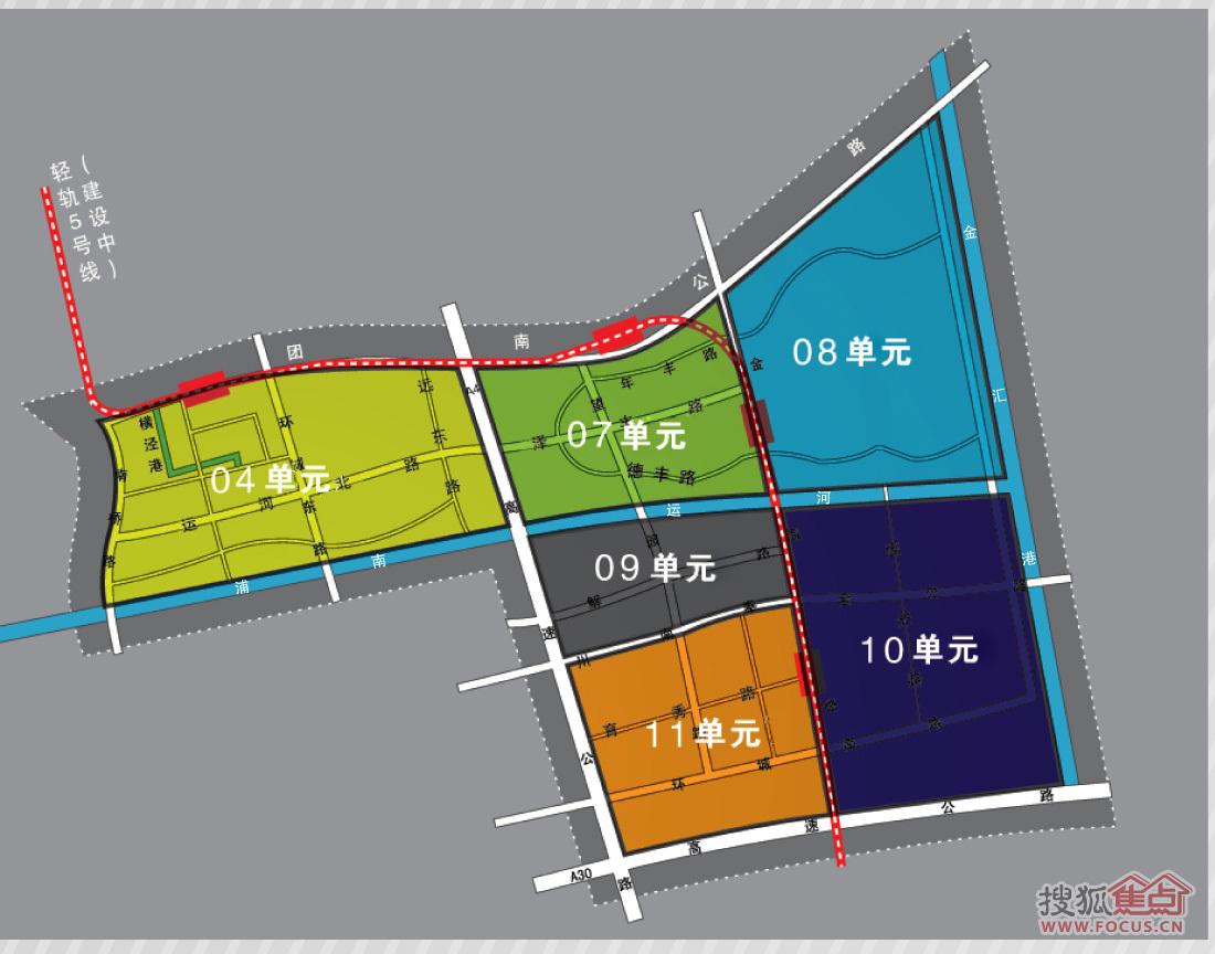 南桥新城总体规划