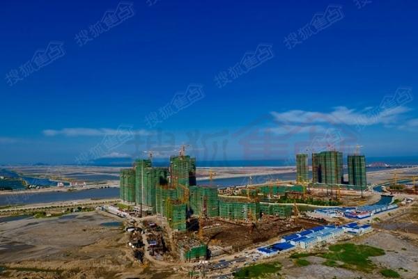 汕头的辉煌未来 看建设中的东海岸新城