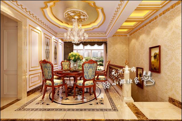 墅洋居礼380平米欧式别墅极致装修设计别墅效果图-方案奢华北戴河出售风格最新图片