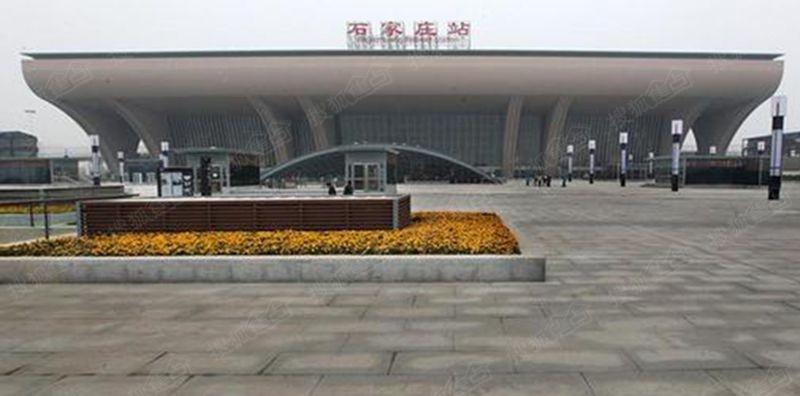 石家庄火车站东广场-高大上