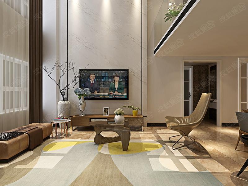 保利中心loft公寓装修设计大赛作品展示之北京阔达张