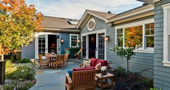 【知识贴】详解花园洋房,别墅及大平层区别句子别墅的室内形容图片