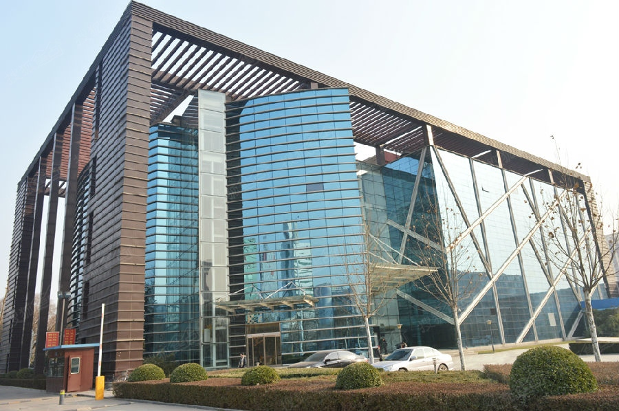 石家庄市规划馆-主要看气质 正定新区五大场馆概念方案设计展抢先看