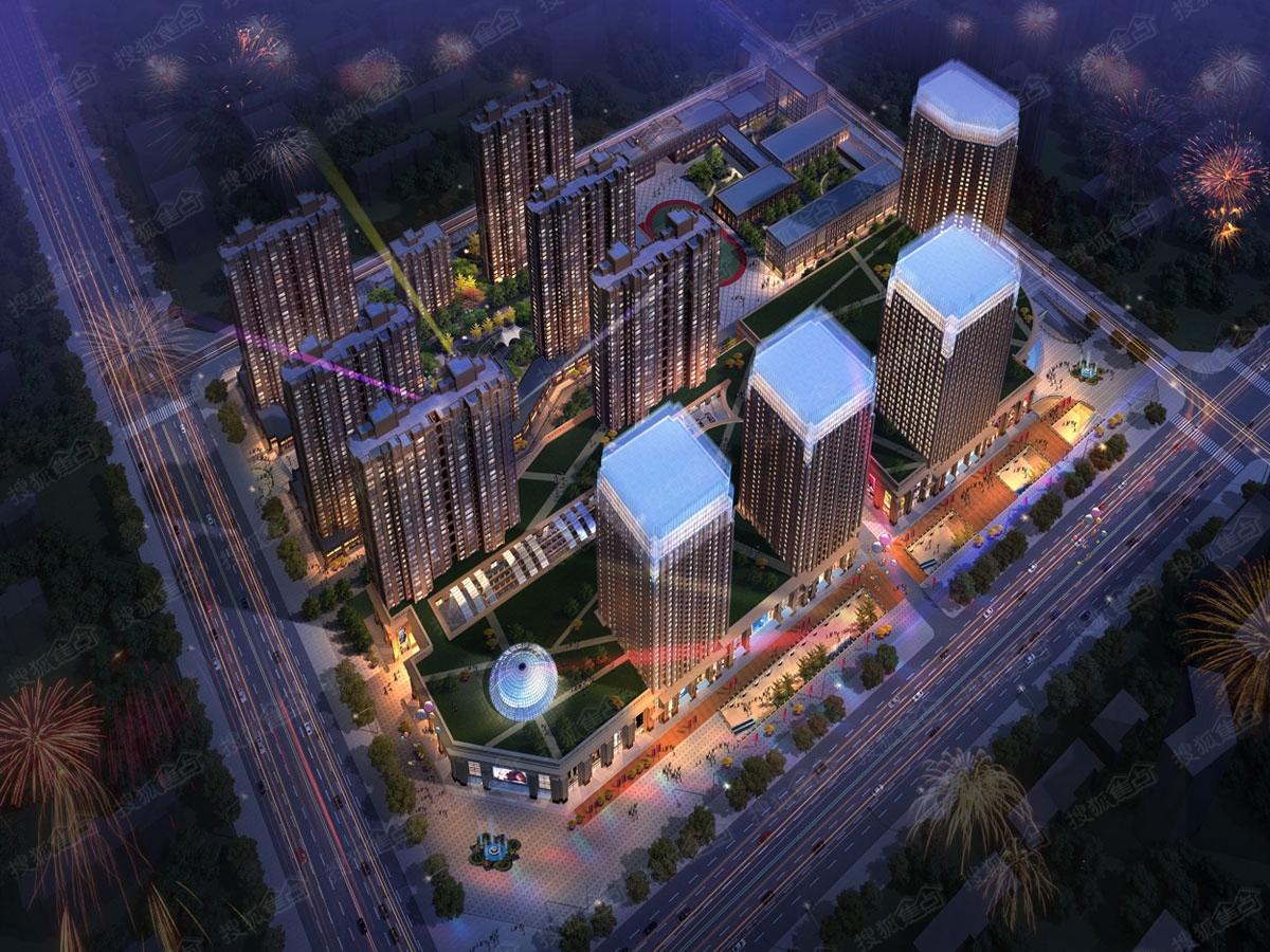 半岛国际建华城市广场