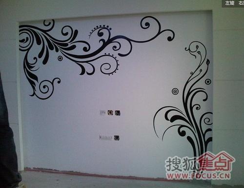 图:石家庄手绘墙,价格低