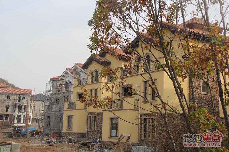 10月21日奥冠水悦进度最新v进度别墅税房地产龙庭图片