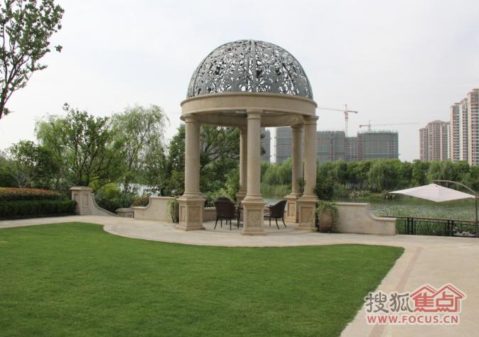 九龙仓碧堤半岛别墅 图片