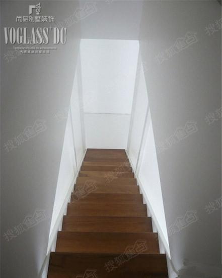 这样的别墅楼梯造型,你有见过吗