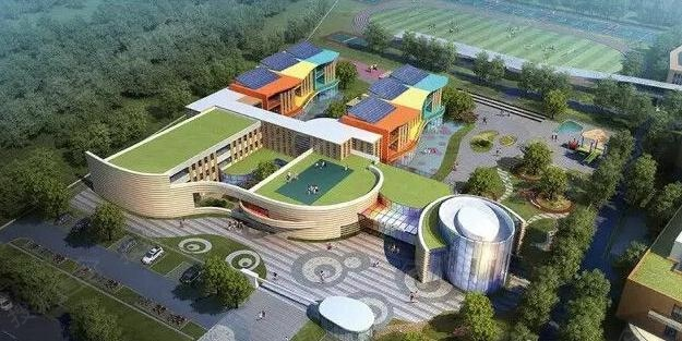 2015年毕节开发区拟建11所高中及幼儿园郭巷小学就占了7所!黑板报法制吴中街道图片