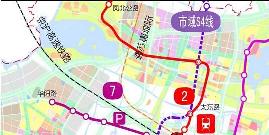苏州轨道交通2015最新规划高清图 9号线都来了图片 99224 535x268