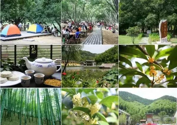 1,大香林风景区